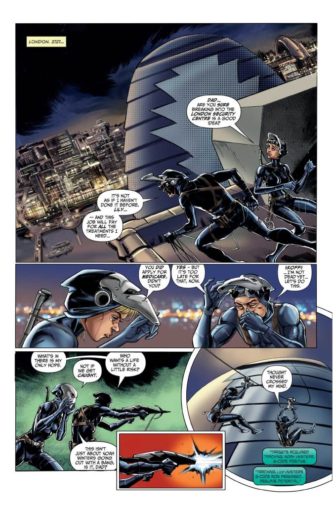 Pilgrim - Secrets and Lies Page Two