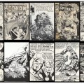 ComicLink Comic Art Auction Fall 2021 Montage