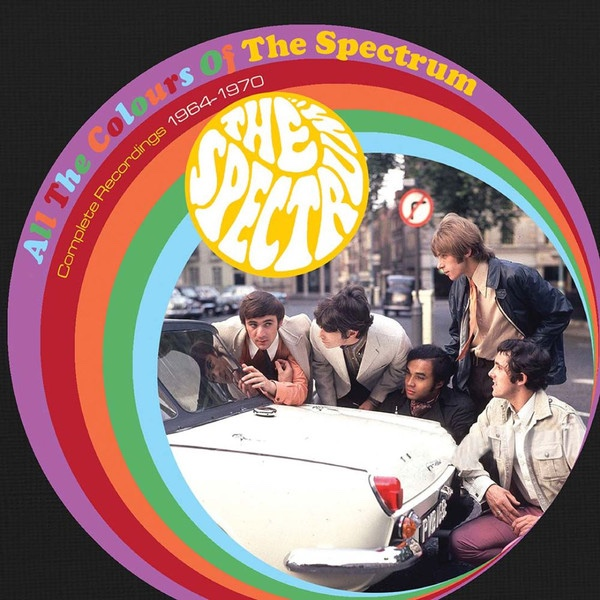 The Spectrum – All The Colours Of The Spectrum (Complete Recordings: 1964-1970)