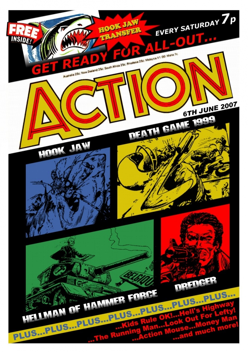 Action Perfect Issue Page 1