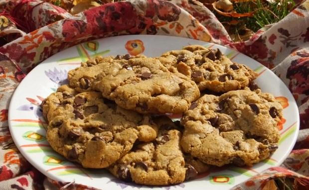 almond butter cookies