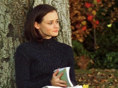 Rory Gilmore Style Transformation Down to Earth Dreamer