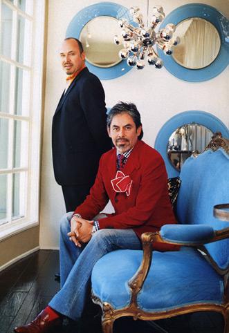 The Estate of Things chooses David Serrano and Robert Wilson