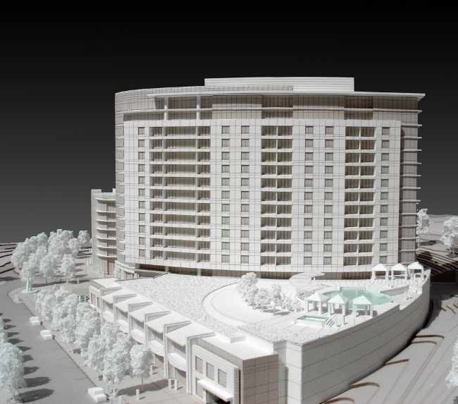 New Renderings Of Park Plaza Tower