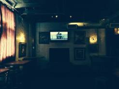 Second TV in Bar Area