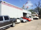 stunning industrial warehouse use, Loomis at