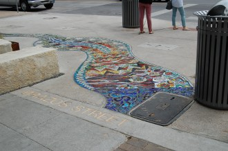 Reflections on the Brazos by Ryah Christensen (2nd and Brazos)