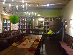 The Wine Room, Downstairs
