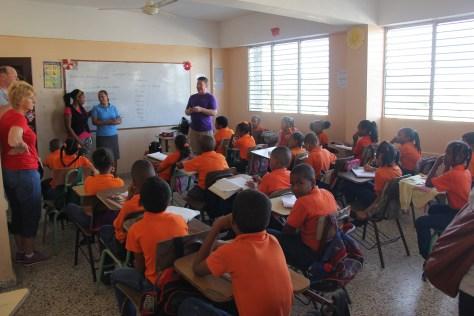 older kids class