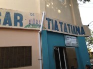 other view of school entrance at Tia Tatiana School in Herrera