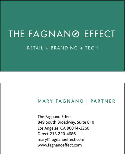 Mary Fagnano Contact Info