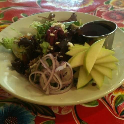 Cantaberry Restaurant Salad