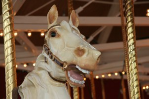 what's this horse saying hey or neigh
