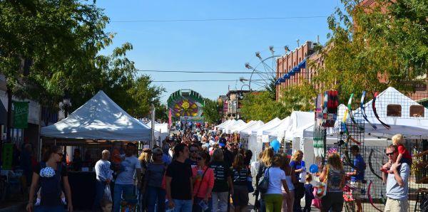 Oktoberfest 2015Downtown Lee's Summit Main Street