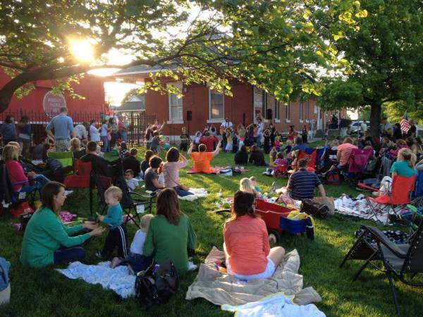 Music in the Park - Downtown Lee's Summit