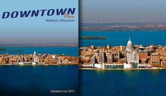 Downtown Madison Plan