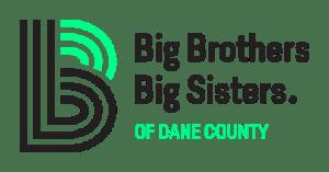 Big Brothers Big Sisters of Dane County logo