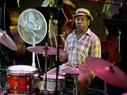 Newman Taylor Baker Billy Bang Tribute Abrons Arts
