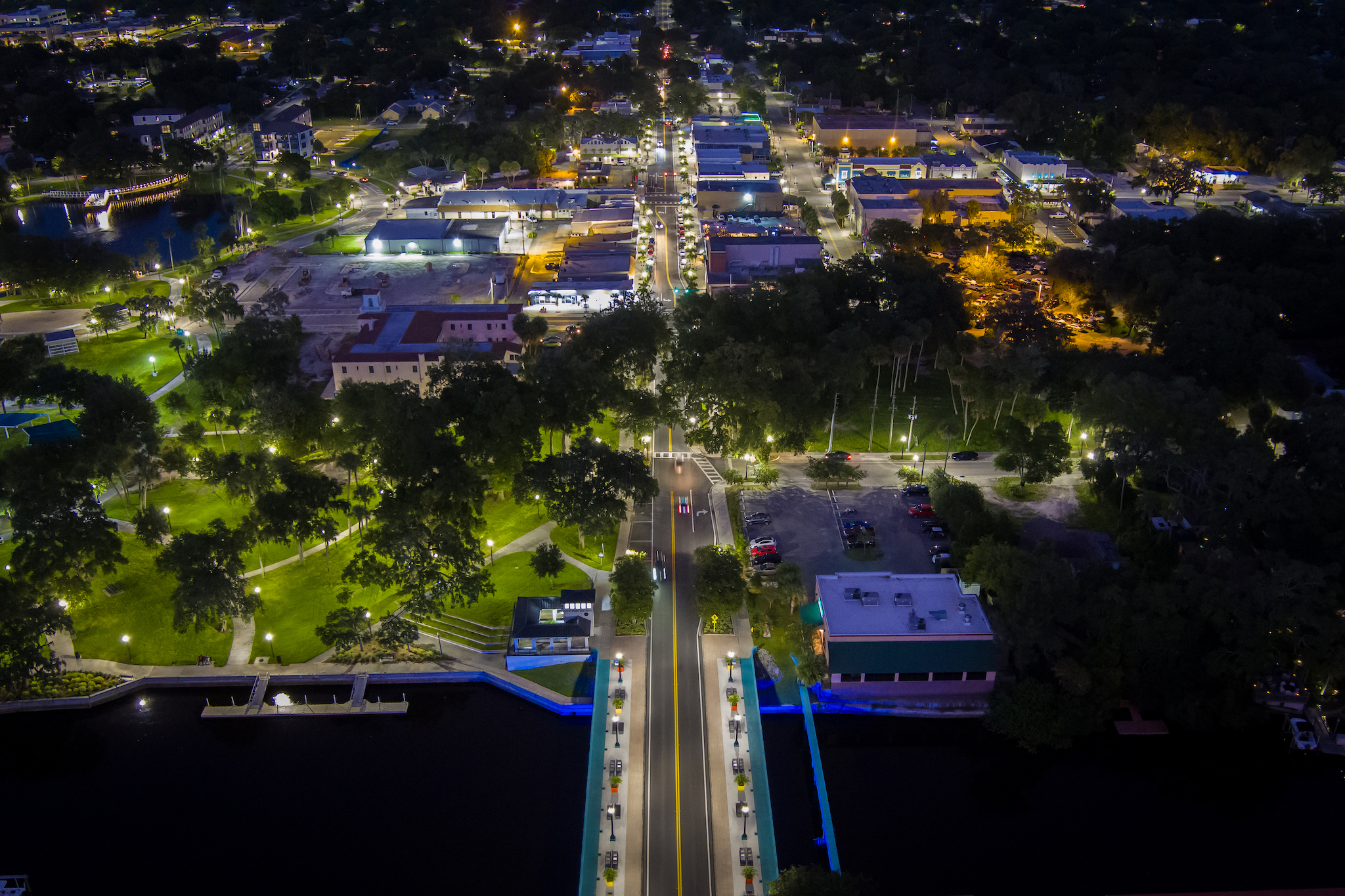 Downtown New Port Richey