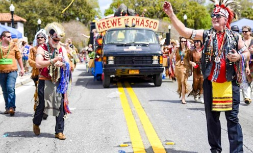 The Chasco Fiesta Returns for a Weekend