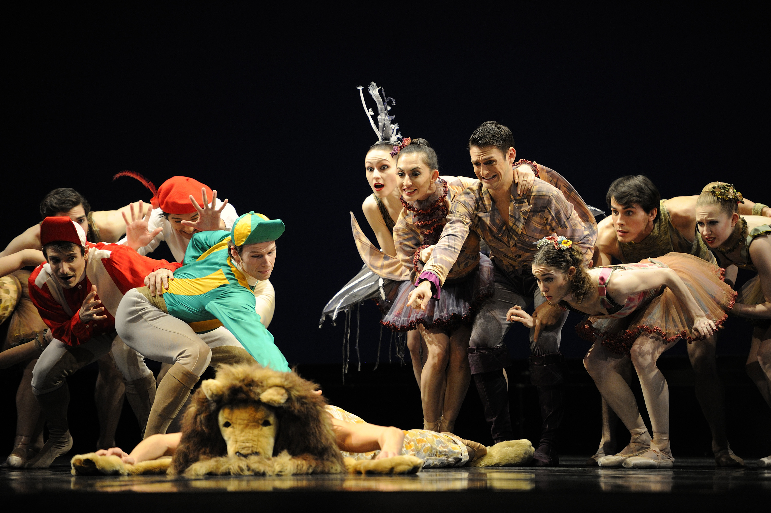 Ballet Az Diversions Creatures And A World Premiere