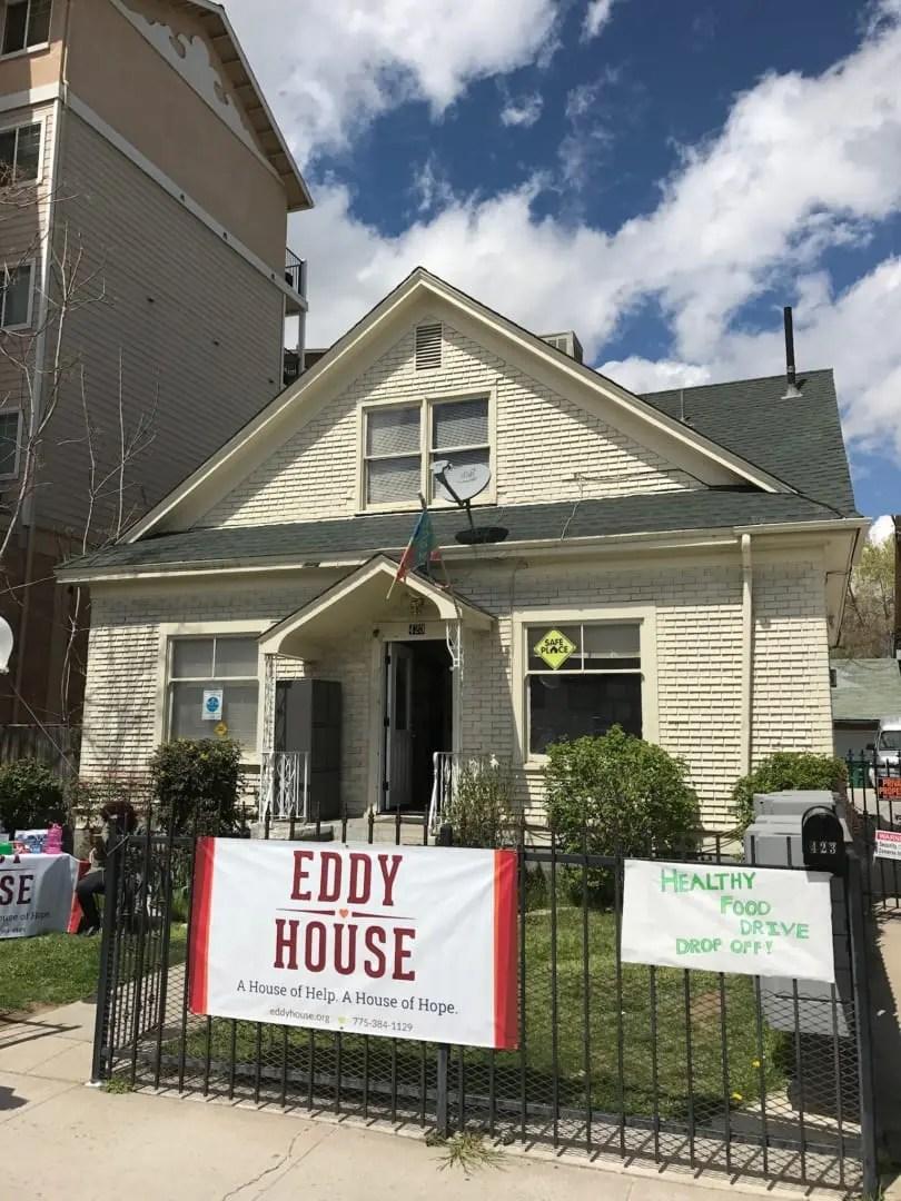 Eddy House nonprofit safe haven
