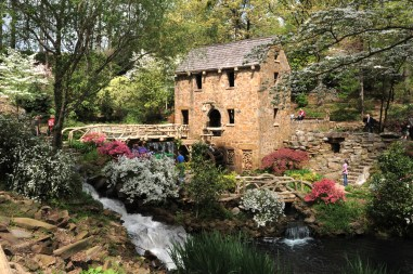 The Old Mill at T.R. Pugh Memorial Park
