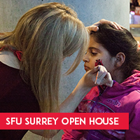 SFU Surrey Open House 2016
