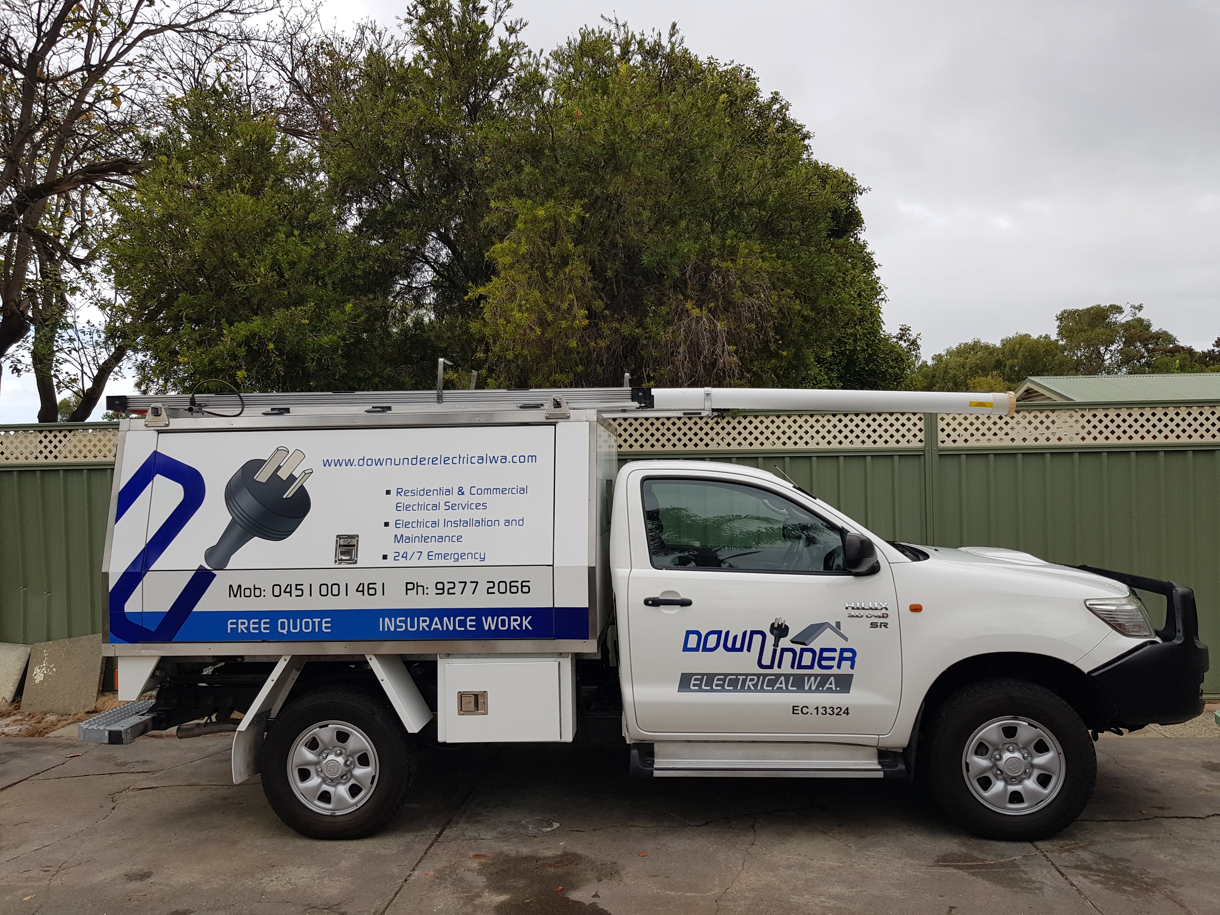 Electrician Services in Perth