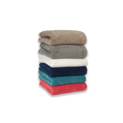 Apartmento - Diamond Fleece Blanket - Stack