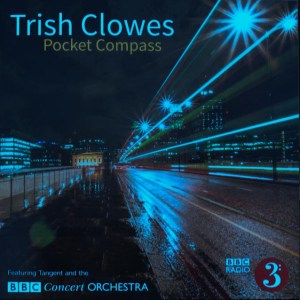 Trish Clowes Pocket Compass cover