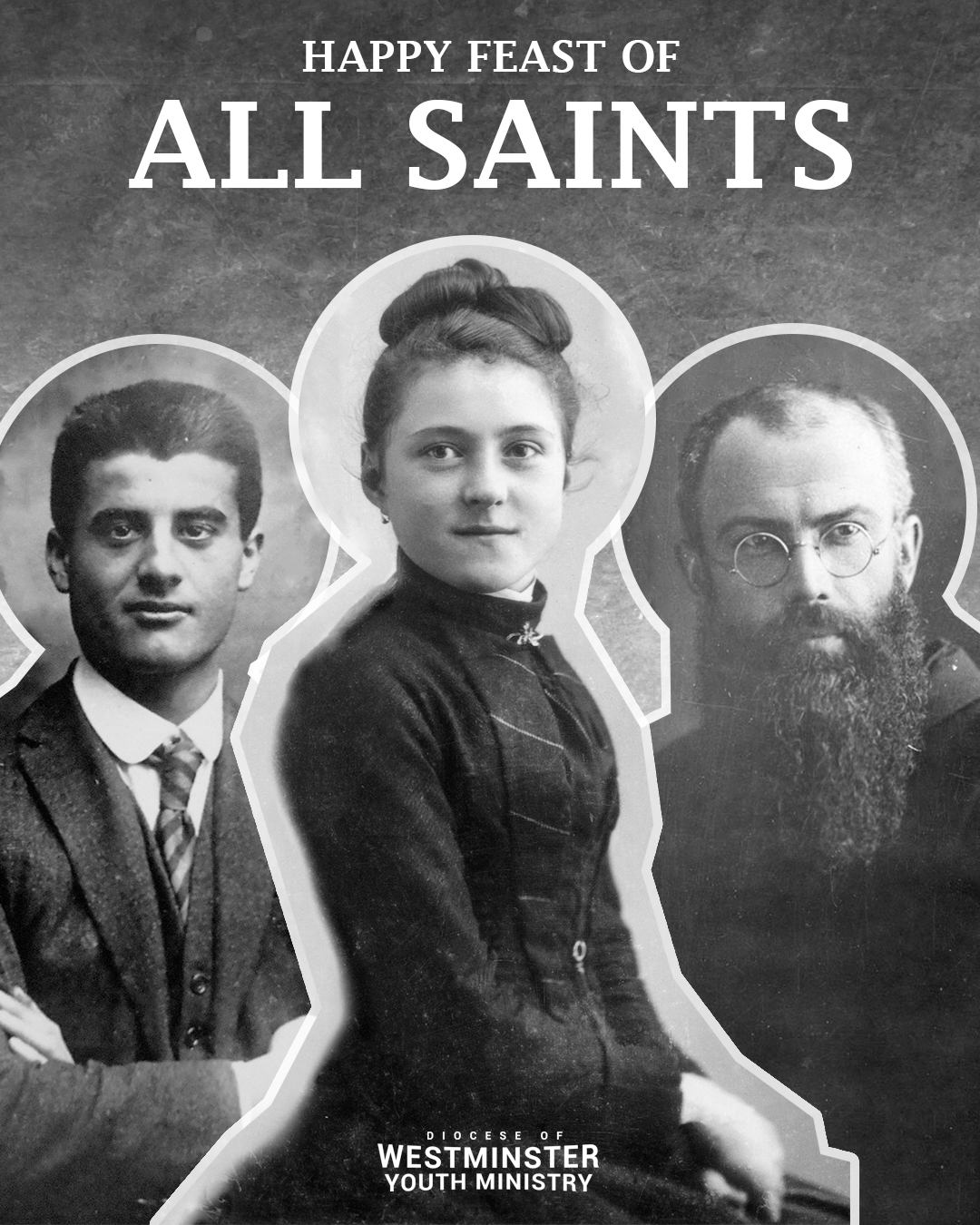 Happy Feast Of All Saints
