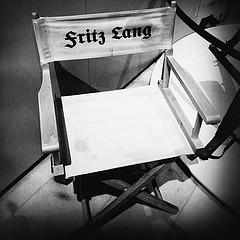 Fritz Lang: Director's Chair, Potsdam Film Musem