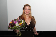 Award Ceremony - Jurymember Sonia Laszlos