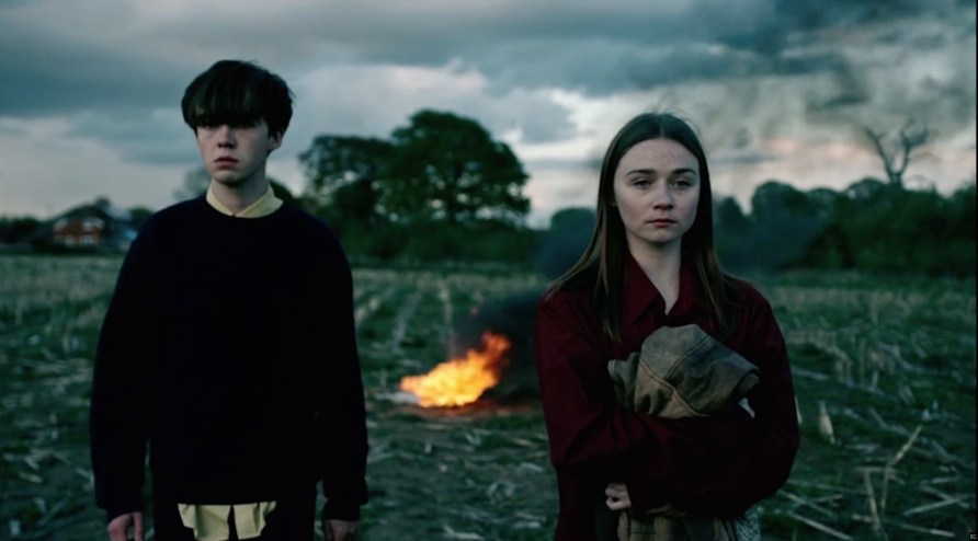 Image result for the end of the f***king world