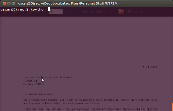 Installing IPython in Linux (Ubuntu) (2/3)