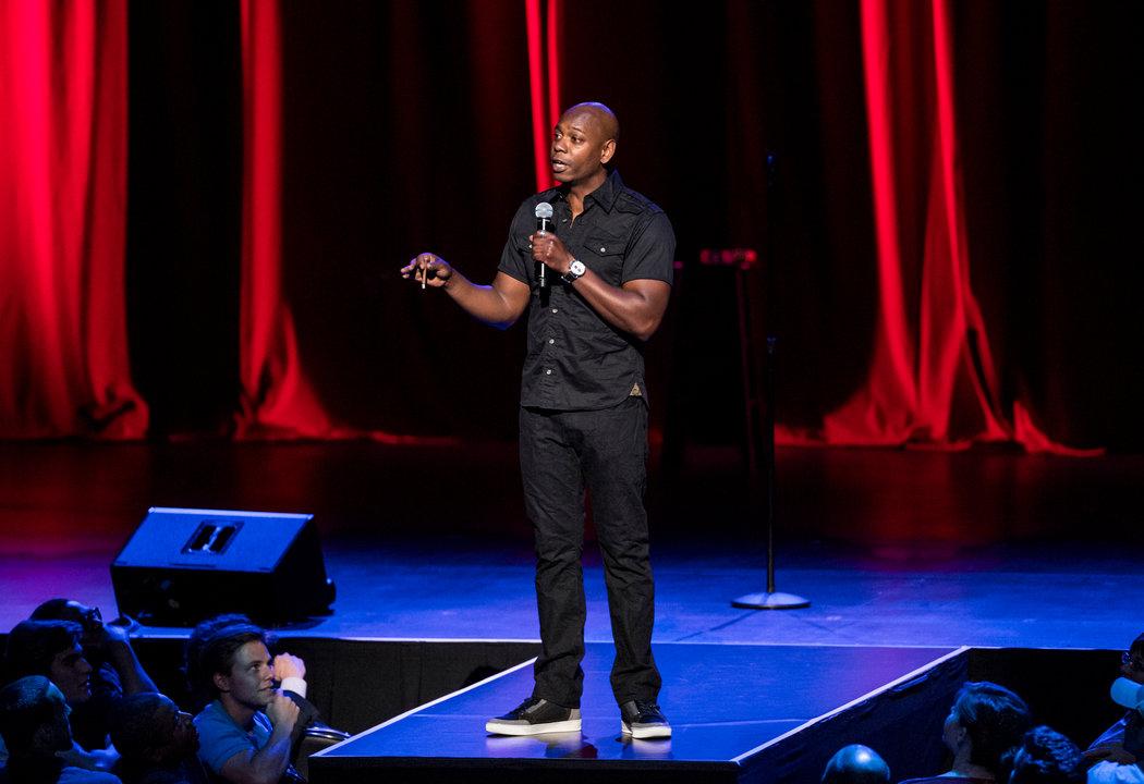 Short Central Black Comedian Comedy