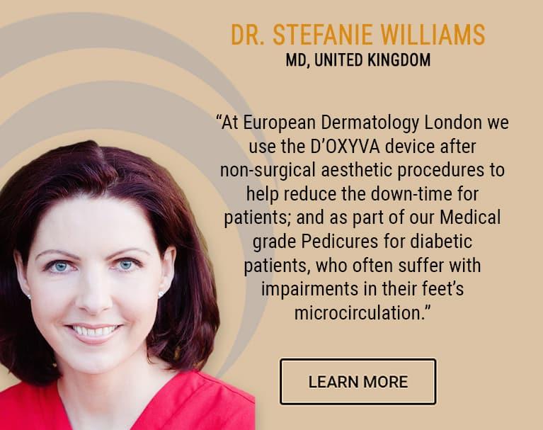 Dr Stefanie Williams