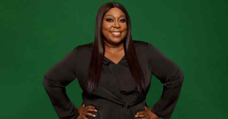 Comedian and Host Loni Love On Wearing Masks, Self-Care, and Supporting Communities of Color