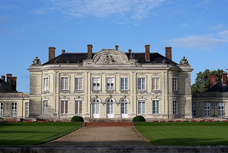 A chateau in Europe.