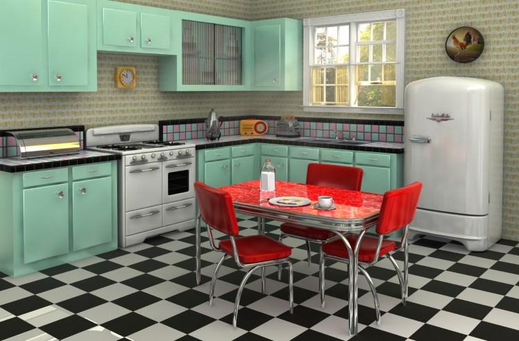 1950's Kitchen