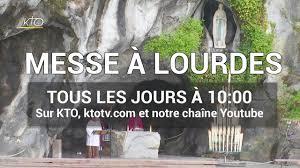 Messe du 2 novembre 2020 à Lourdes - YouTube
