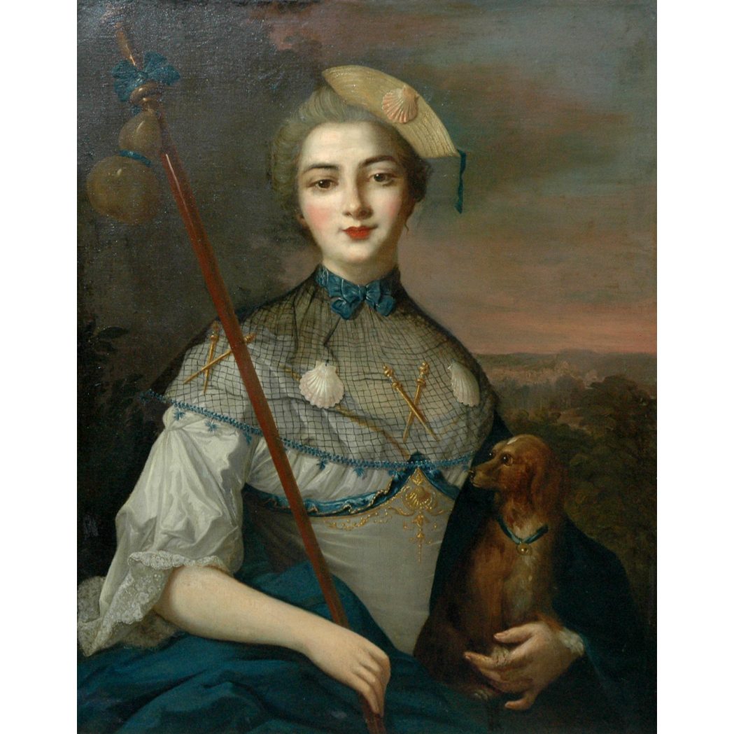 Manner Of Jean Marc Nattier For Sale At Auction On Wed 10