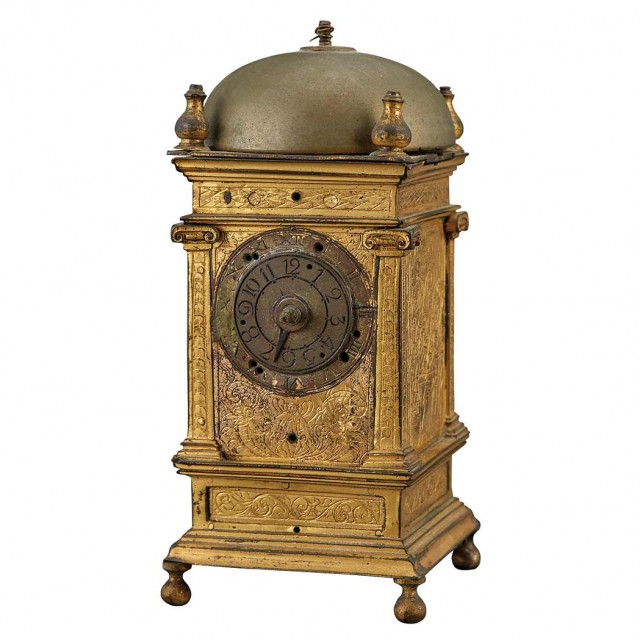 Renaissance Table Clock For Sale At Auction On Wed 0127
