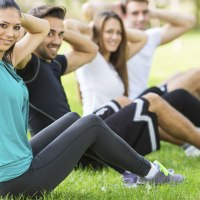 The best time of taking physical exercise