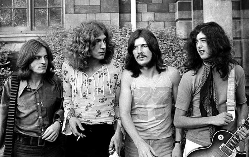 Led Zeppelin – Doyle's Space: Music Hall of Fame