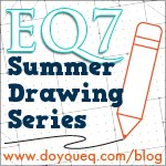 EQ7 Summer Drawing Series Blog Badge