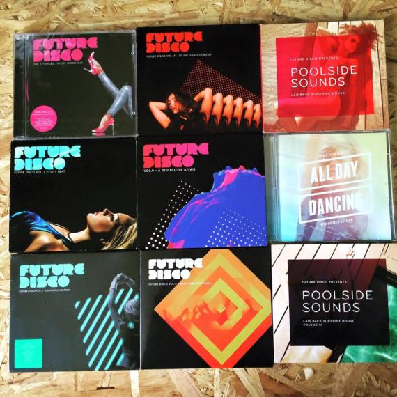 DYLTS-Future Disco Compilations