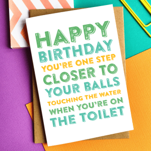 10 British Birthday Cards That Are Truly Honest