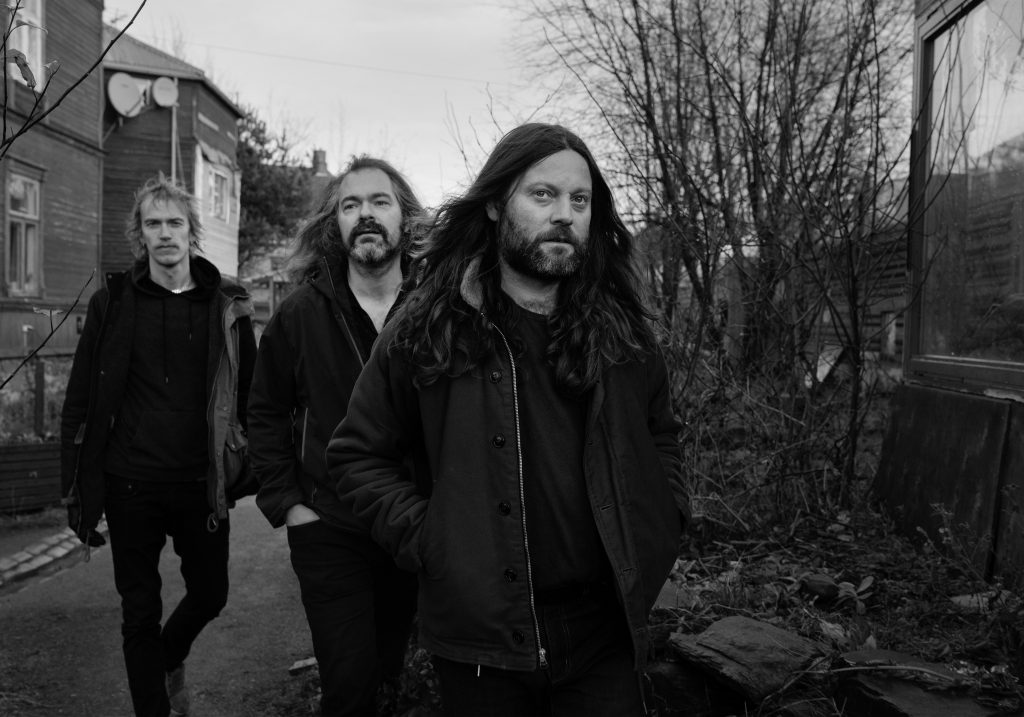 Motorpsycho – Here Be Monsters